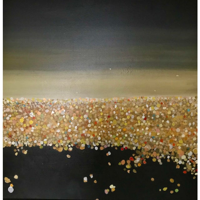 Los Angeles Glow Painting For Sale In Palm Springs - Image 6 of 6