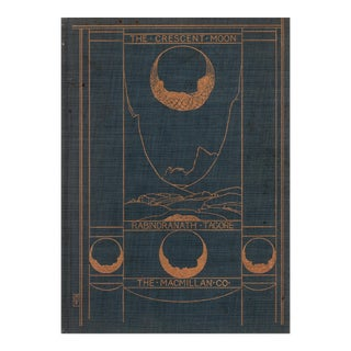 "1914 ""The Crescent Moon"" Collectible Book For Sale"