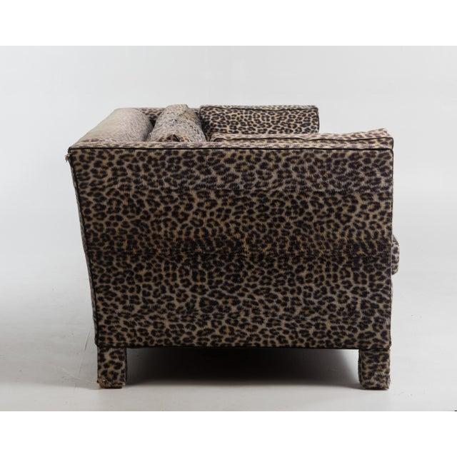 Wood Mid-Century Billy Baldwin Sofa For Sale - Image 7 of 13