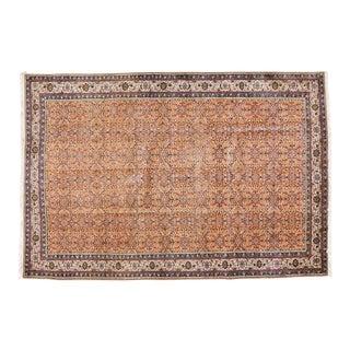 """Vintage Turkish Rug,6'6""""x9'8"""" For Sale"""