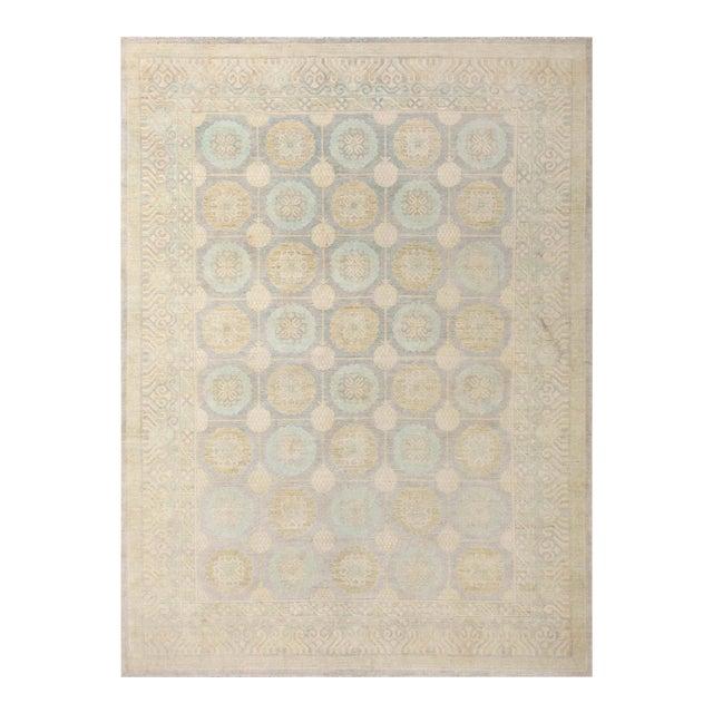 """Pasargad NY Khotan Lamb's Wool Rug - 9' x 12'2"""" - Image 1 of 3"""