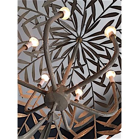 Leaf Chandelier - Image 3 of 5