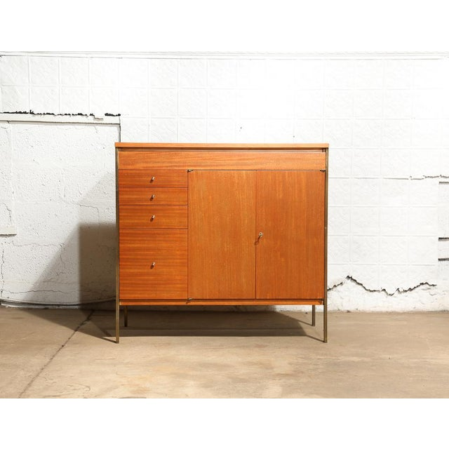 Paul McCobb Paul McCobb Bar Cabinet For Sale - Image 4 of 9