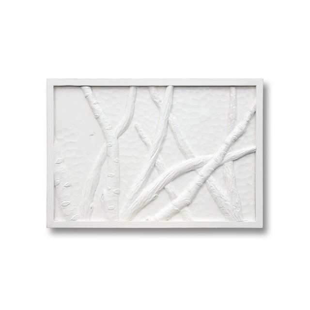Branch Relief Wall Hanging For Sale - Image 4 of 4