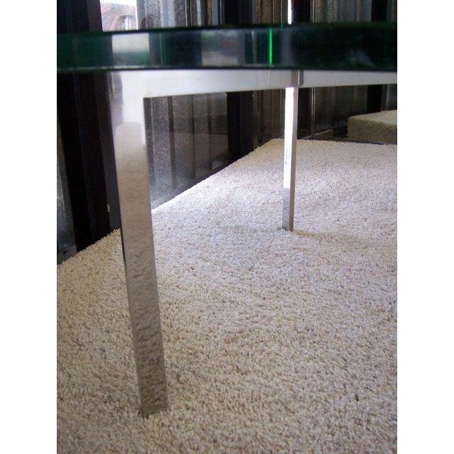 Brueton V Series Coffee Table in Steel - Image 3 of 5