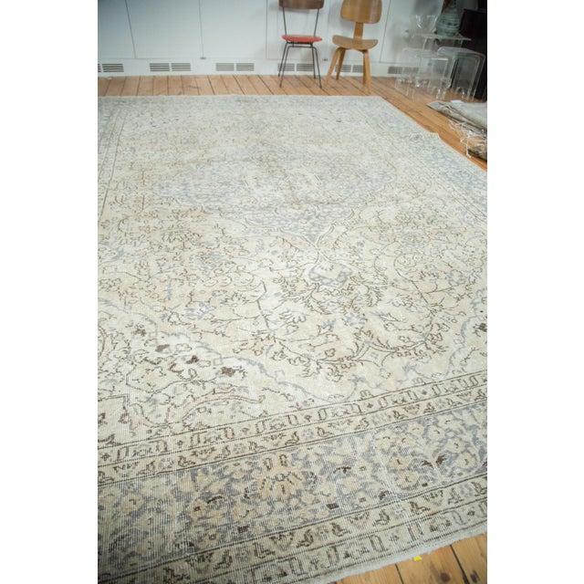 "Distressed Oushak Carpet - 9'4"" X 12'2"" - Image 5 of 10"
