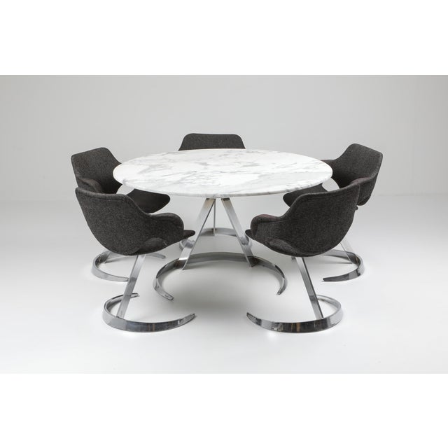 Boris Tabaccof Dining Chairs For Sale - Image 9 of 10