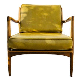 Danish Mid-Century Ib Kofod Larsen Lounge Chair For Sale