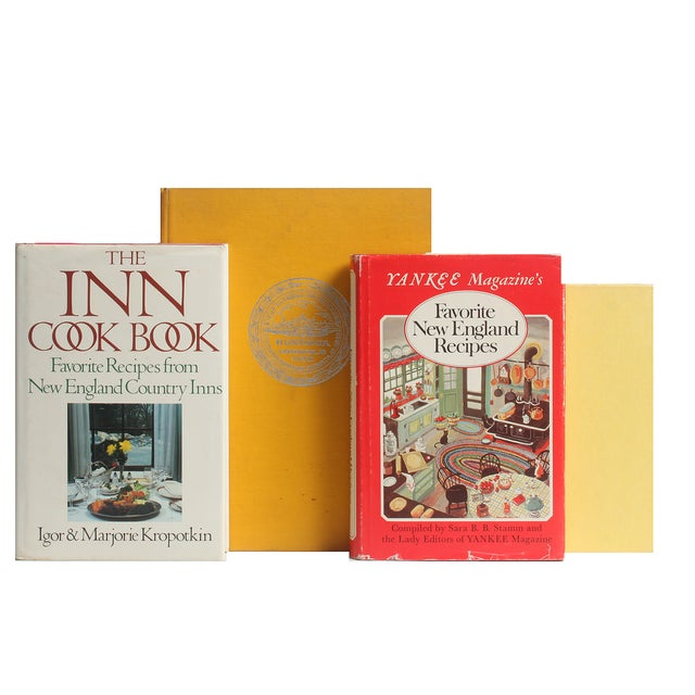 New England Cookery Books - S/7 - Image 2 of 2