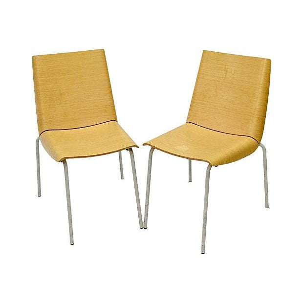 Mid-Century Modern Chairs - Set of 6 - Image 2 of 9
