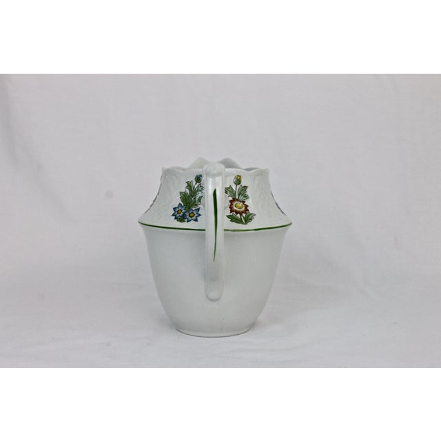 Royal Cauldon Ironstone Cream Pitcher For Sale In Raleigh - Image 6 of 7