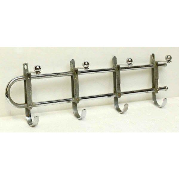 Streamline Mid-Century Hook Rack - Image 2 of 8