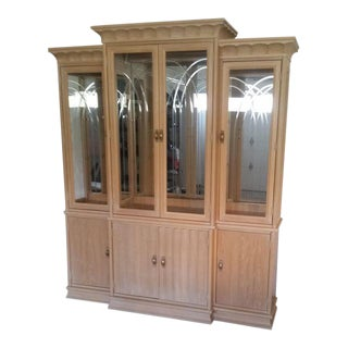 Thomasville Stone Terrace China Cabinet