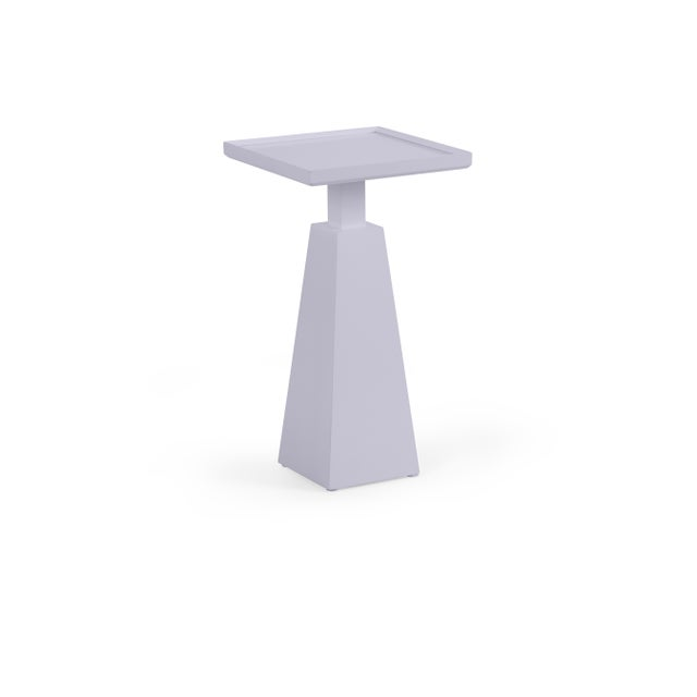 Transitional Casa Cosima Hayes Spot Table, North Cascades For Sale - Image 3 of 3