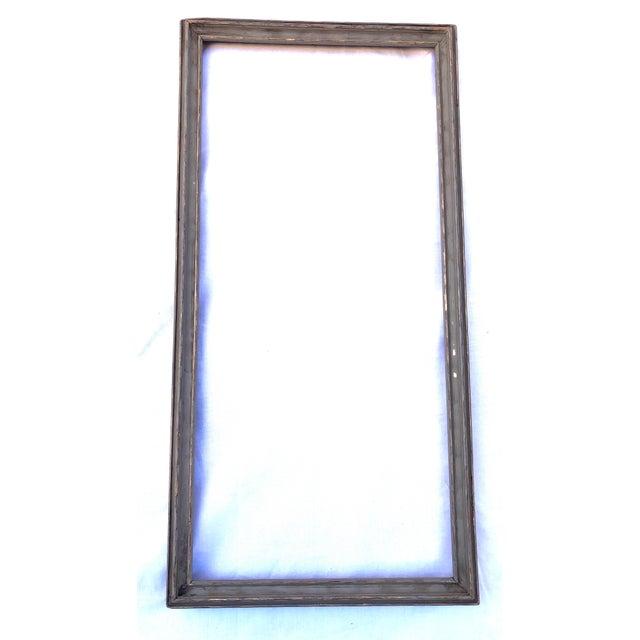 Vintage Boho Chic Wood Frames - Set of 8 For Sale - Image 11 of 13