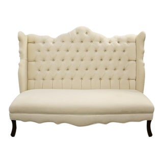 Isabella Wing Banquette For Sale