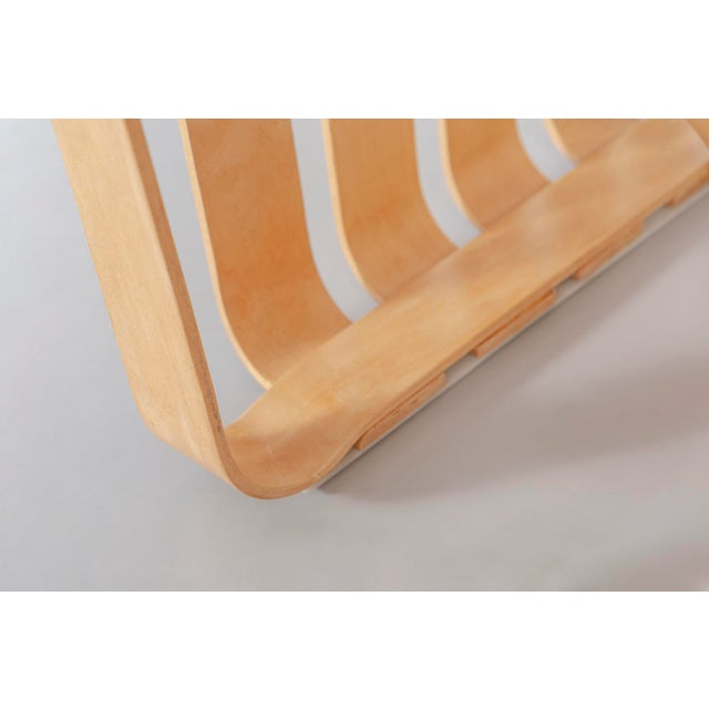 Set of Six Frank Gehry High Sticking Chairs For Sale - Image 10 of 13