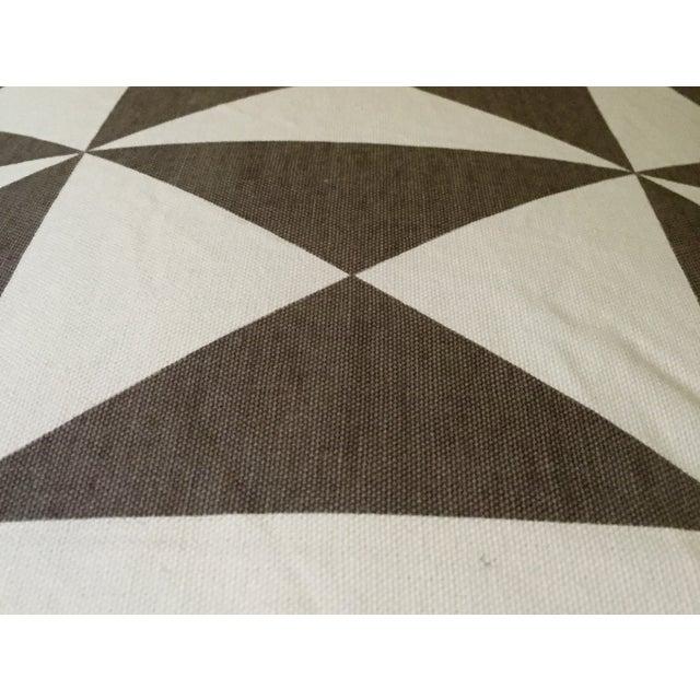 Gray & White Geometric Pillows - Set of 4 - Image 4 of 11