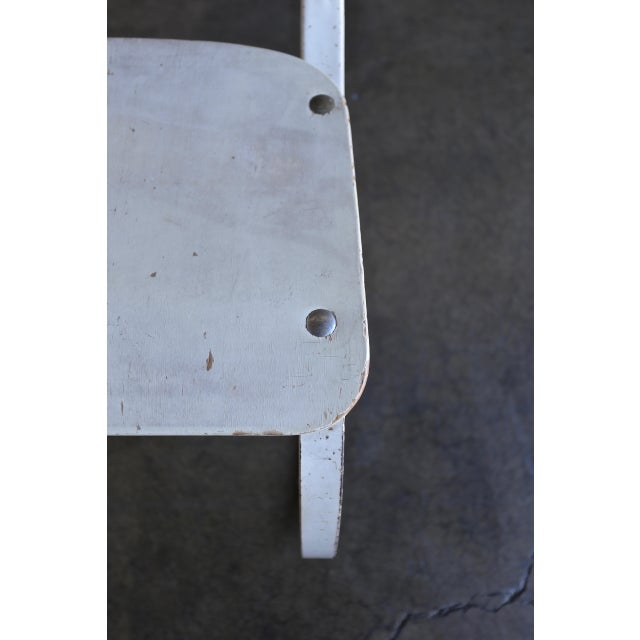 """1940s Herman H. Sperlich for Ironrite """"Health"""" Chair For Sale - Image 10 of 13"""