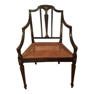 19th Century Antique Sheraton Syle Chair For Sale