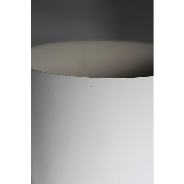 Monumental White Bisque Porcelain Vase - Image 7 of 7