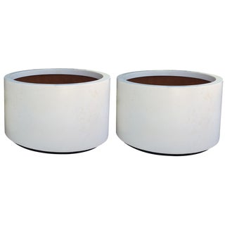 Douglas Deeds Architectural Planters-a Pair For Sale