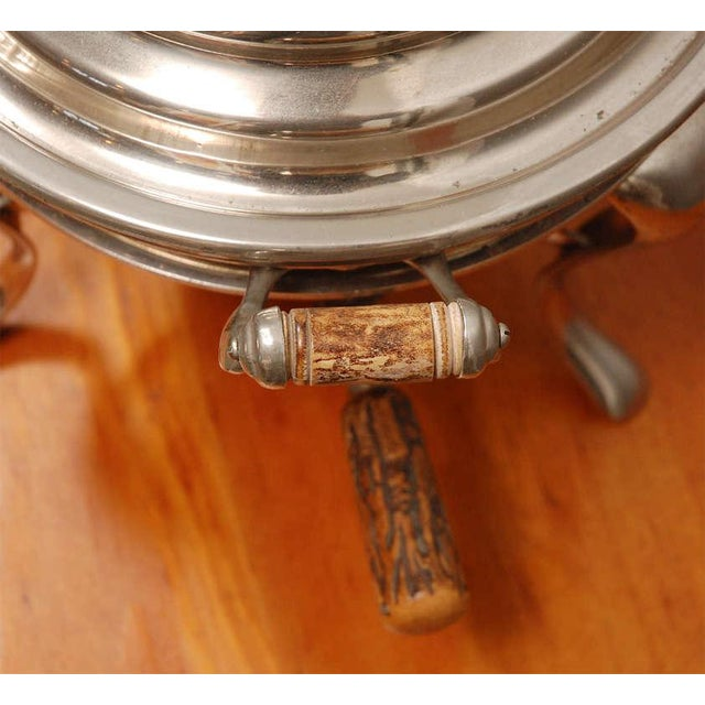 Traditional American Chafing Dish For Sale - Image 3 of 9