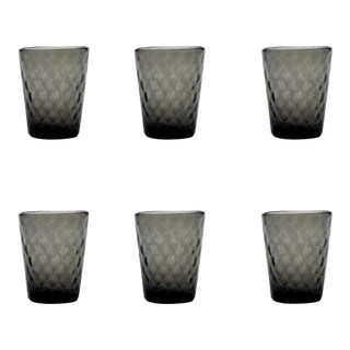 Balloton Tumbler in Grey - Set of 6 For Sale
