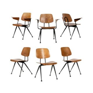 Eames Style Bentwood Chairs - Set of 6 For Sale