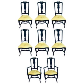 Image of Queen Anne Dining Chairs