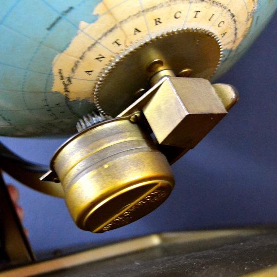 1957 Mechanical Satellite Orbit Demonstrator Globe - Image 5 of 5