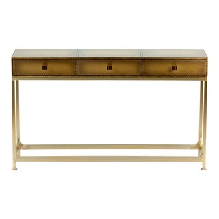 Sarreid LTD Franklin Console Table For Sale