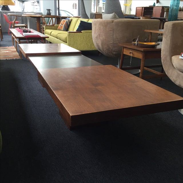 John Keal Expanding Coffee Table - Image 6 of 11