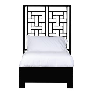 Ohana Bed Twin Extra Long - Black For Sale
