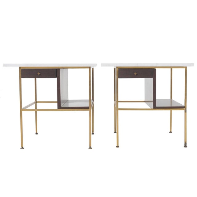 Pair of Paul McCobb Side Tables - Image 10 of 10