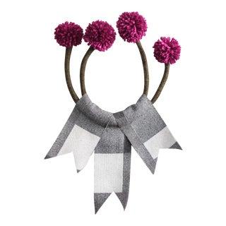 Mandi Smethells Floral Fiber Art