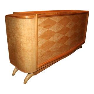 Art Deco Sideboard by Saddier For Sale