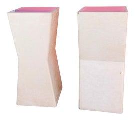 Image of Plaster Floor Lamps