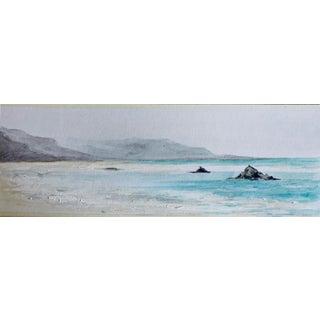 Porthor, Whistling Sands - Limited Edition Print For Sale