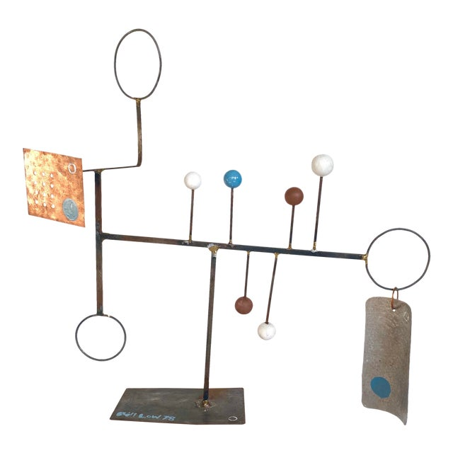 20th Century Abstract Constructivist Sculpture For Sale