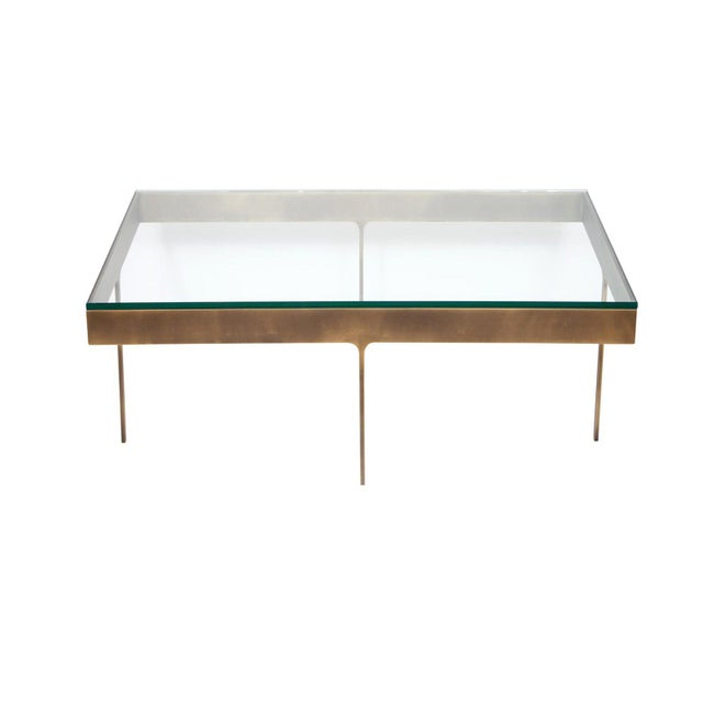 Haworth Square Table For Sale - Image 4 of 4