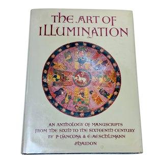 The Art of Illumination Art Book For Sale