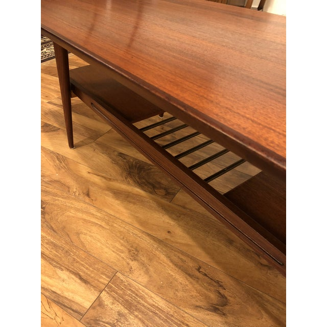 Brown Brode Blindheim for Sykkylven Coffee Table For Sale - Image 8 of 13