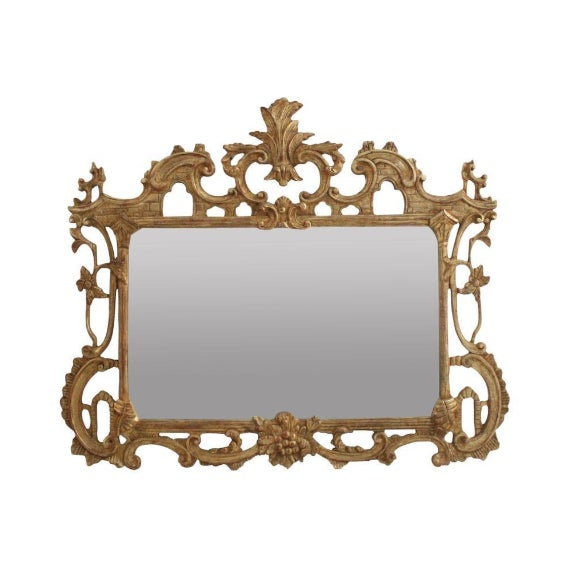 Giltwood Articulated Mirror - Image 1 of 2