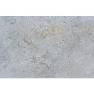 """""""Condensation"""" Contemporary Minimalist Mixed-Media Painting For Sale"""