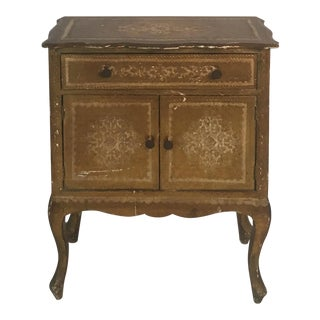 Small Venetian Cabinet For Sale