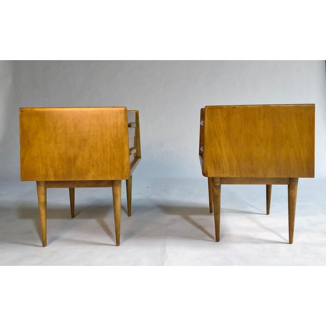 Edmond J. Spence Edmond Spence Nightstands For Sale - Image 4 of 11