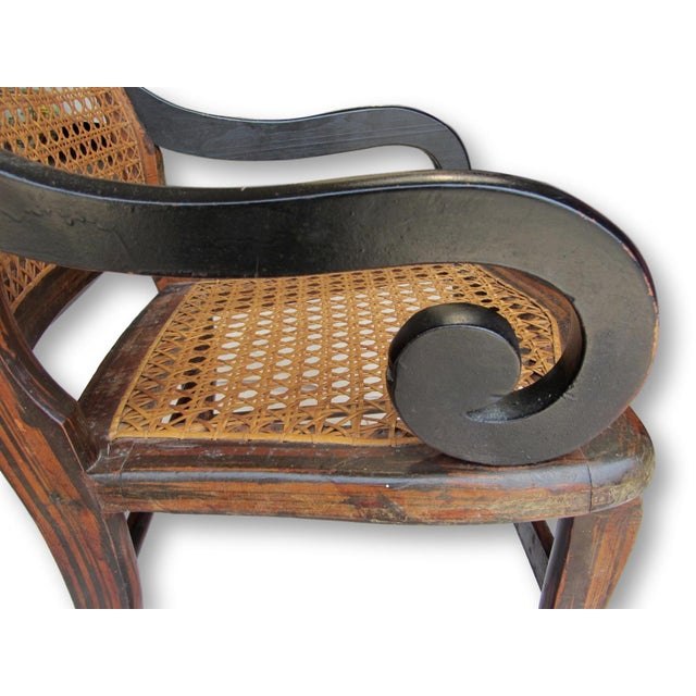 Antique Child's Rocking Chair - Image 7 of 8