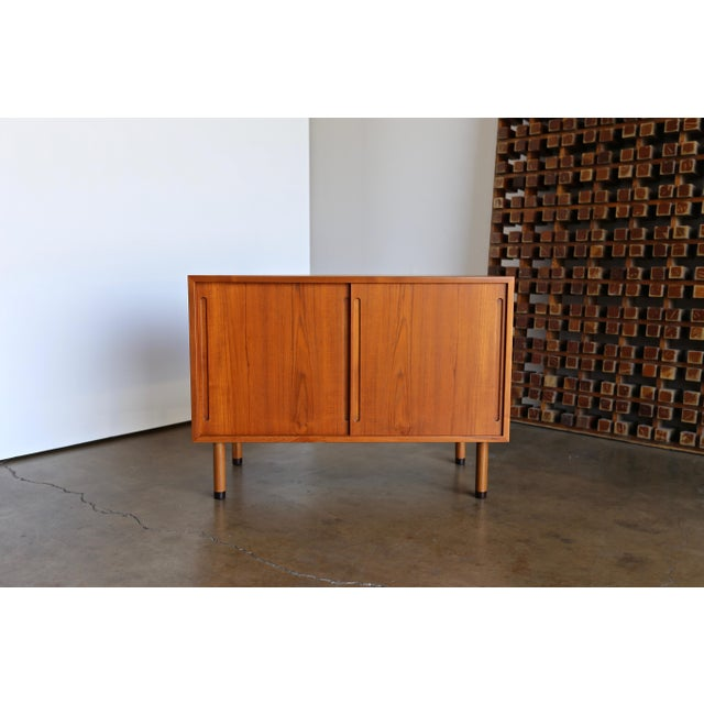Metal Hans Wegner Chests - Set of 3 For Sale - Image 7 of 13