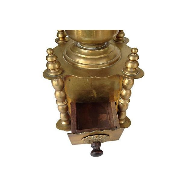 Brass French Coffee Grinder - Image 2 of 3